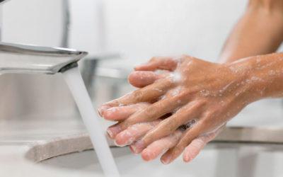 La estrategia de la OMS sobre la higiene de las manos